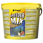 Tropical Breeder Mix Fischfutter Flockenfutter...