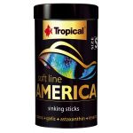 Tropical Soft Line America Fischfutter Softgranulat für...