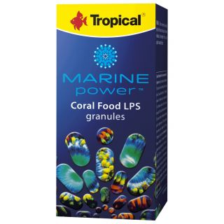 Tropical Marine Power Coral Food LPS Granulat Korallenfutter 1,2 - 1,4 mm 100ml