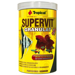 Tropical Supervit Granulat Fischfutter Basis-Granulatfutter 100 ml