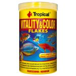 Tropical Vitality Color Fischfutter Flockenfutter...