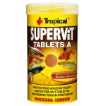 Tropical Supervit Tablets A Hafttabletten Fischfutter...