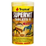 Tropical Supervit Tablets B Fischfutter Futtertabletten...