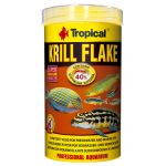 Tropical Krill Flocke