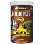 Tropical D-Allio Plus Fischfutter Granulat...
