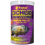 Tropical Cichliden Omnivore M Fischfutter Sticks...